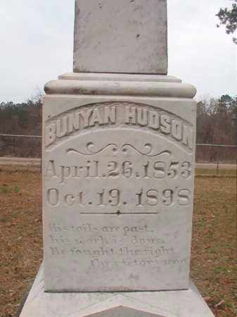 HUDSON, BUNYAN - Union County, Arkansas | BUNYAN HUDSON - Arkansas Gravestone Photos