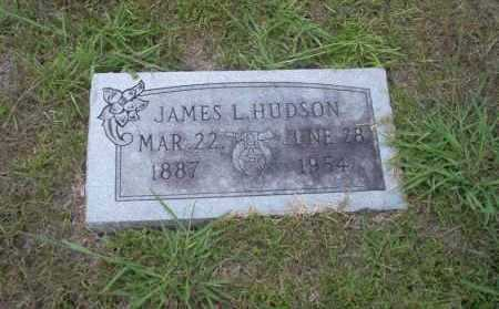 HUDSON, JAMES L - Union County, Arkansas | JAMES L HUDSON - Arkansas Gravestone Photos