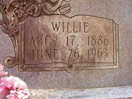 HUMPHRIES, WILLIE - Union County, Arkansas   WILLIE HUMPHRIES - Arkansas Gravestone Photos
