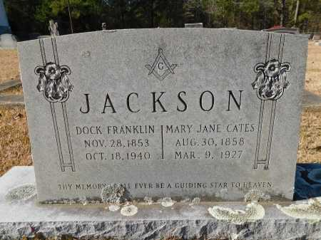 JACKSON, MARY JANE - Union County, Arkansas | MARY JANE JACKSON - Arkansas Gravestone Photos