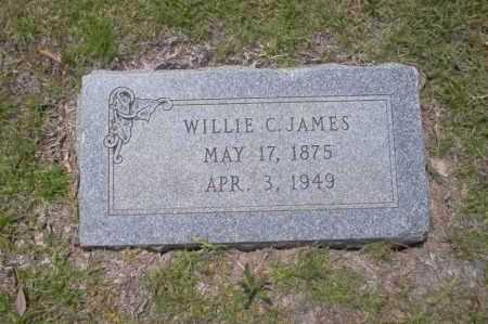 JAMES, WILLIE C - Union County, Arkansas | WILLIE C JAMES - Arkansas Gravestone Photos