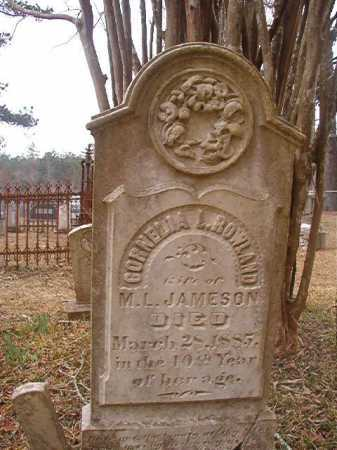 ROWLAND JAMESON, CORNELIA - Union County, Arkansas | CORNELIA ROWLAND JAMESON - Arkansas Gravestone Photos