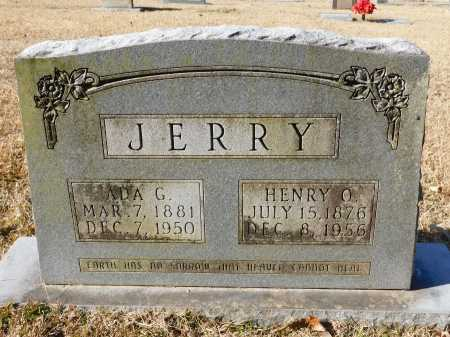 JERRY, ADA G - Union County, Arkansas | ADA G JERRY - Arkansas Gravestone Photos