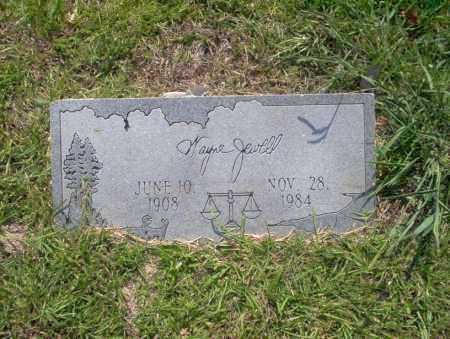 JEWELL, WAYNE - Union County, Arkansas | WAYNE JEWELL - Arkansas Gravestone Photos