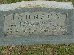 JOHNSON, EVA - Union County, Arkansas | EVA JOHNSON - Arkansas Gravestone Photos