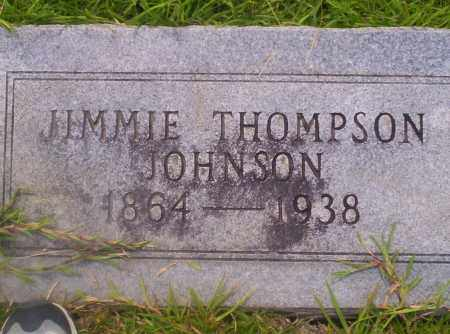 THOMPSON JOHNSON, JIMMIE - Union County, Arkansas | JIMMIE THOMPSON JOHNSON - Arkansas Gravestone Photos
