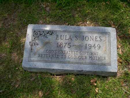 JONES, EULA S - Union County, Arkansas | EULA S JONES - Arkansas Gravestone Photos