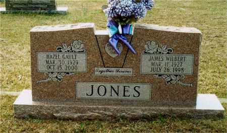 JONES, JAMES WILBERT - Union County, Arkansas | JAMES WILBERT JONES - Arkansas Gravestone Photos