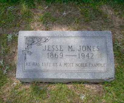 JONES, JESSE M - Union County, Arkansas | JESSE M JONES - Arkansas Gravestone Photos