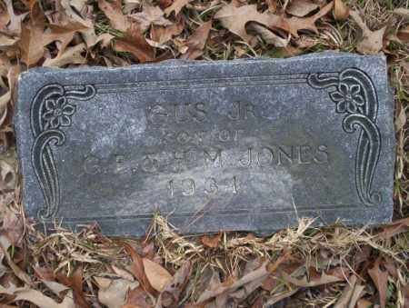 JONES JR., GUS - Union County, Arkansas | GUS JONES JR. - Arkansas Gravestone Photos