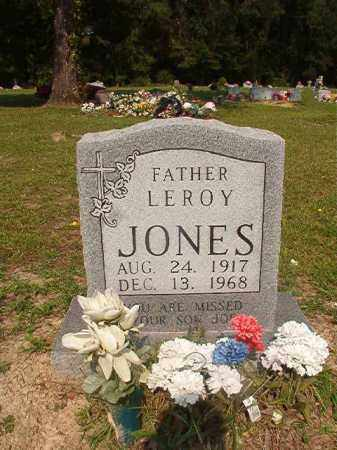 JONES, LEROY - Union County, Arkansas | LEROY JONES - Arkansas Gravestone Photos