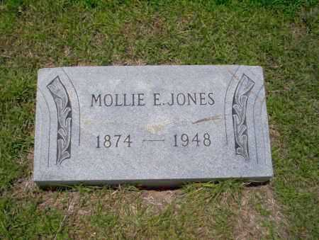 JONES, MOLLIE E - Union County, Arkansas | MOLLIE E JONES - Arkansas Gravestone Photos