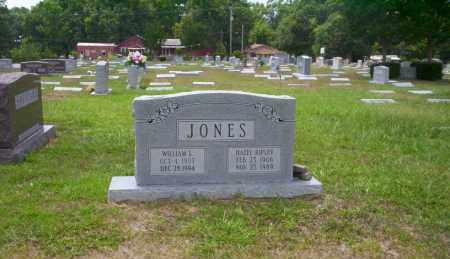 JONES, WILLIAM S - Union County, Arkansas | WILLIAM S JONES - Arkansas Gravestone Photos