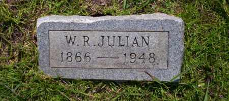 JULIAN, W.R. - Union County, Arkansas | W.R. JULIAN - Arkansas Gravestone Photos