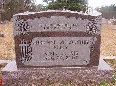 KELLY, CORRINNE - Union County, Arkansas | CORRINNE KELLY - Arkansas Gravestone Photos