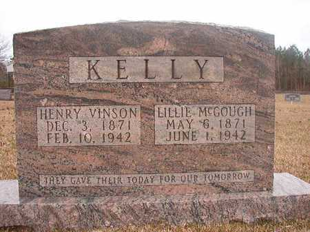 MCGOUGH KELLY, LILLIE - Union County, Arkansas | LILLIE MCGOUGH KELLY - Arkansas Gravestone Photos