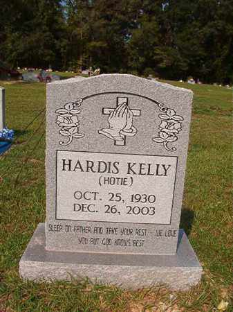 KELLY, HARDIS (HOTIE) - Union County, Arkansas | HARDIS (HOTIE) KELLY - Arkansas Gravestone Photos