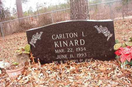 KINARD, CARLTON L - Union County, Arkansas | CARLTON L KINARD - Arkansas Gravestone Photos