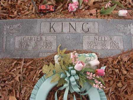 KING, NELL R - Union County, Arkansas | NELL R KING - Arkansas Gravestone Photos