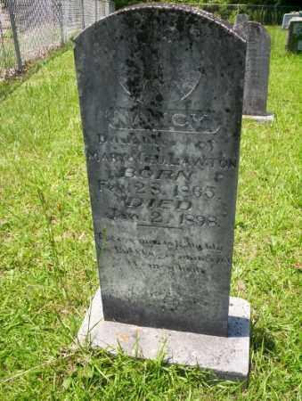 LAWTON, NANCY - Union County, Arkansas   NANCY LAWTON - Arkansas Gravestone Photos