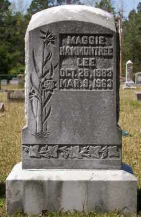 LEE, MAGGIE - Union County, Arkansas | MAGGIE LEE - Arkansas Gravestone Photos