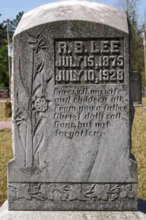 LEE, REDRICK BENJAMIN - Union County, Arkansas | REDRICK BENJAMIN LEE - Arkansas Gravestone Photos