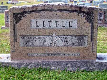 LITTLE, ANNIE - Union County, Arkansas | ANNIE LITTLE - Arkansas Gravestone Photos