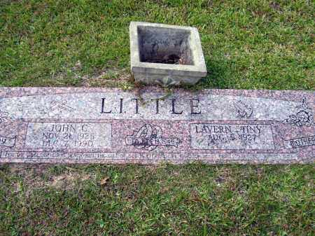 UNKNOWN LITTLE, LAVERN - Union County, Arkansas | LAVERN UNKNOWN LITTLE - Arkansas Gravestone Photos