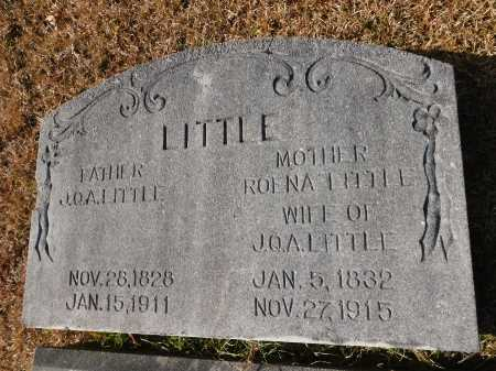 LITTLE, ROENA - Union County, Arkansas | ROENA LITTLE - Arkansas Gravestone Photos