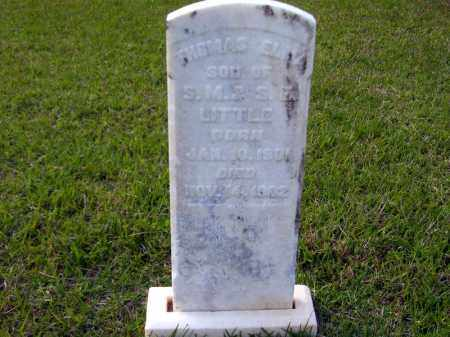 LITTLE, THOMAS ELMEN - Union County, Arkansas | THOMAS ELMEN LITTLE - Arkansas Gravestone Photos