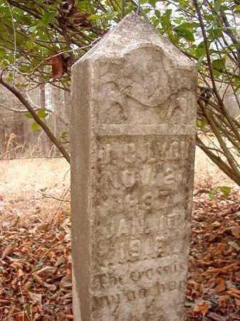 LYON, J C - Union County, Arkansas | J C LYON - Arkansas Gravestone Photos