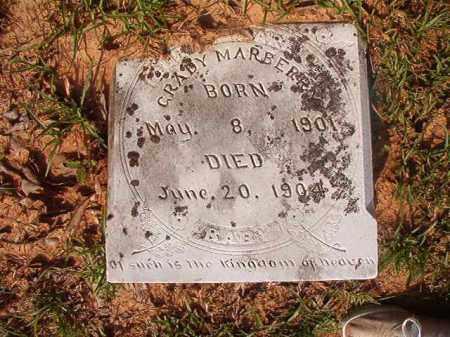 MARBERRY, GRADY - Union County, Arkansas | GRADY MARBERRY - Arkansas Gravestone Photos