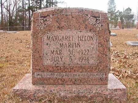 MARTIN, MARGARET HELON - Union County, Arkansas | MARGARET HELON MARTIN - Arkansas Gravestone Photos