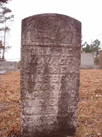 MASSEY, GRACIE - Union County, Arkansas | GRACIE MASSEY - Arkansas Gravestone Photos