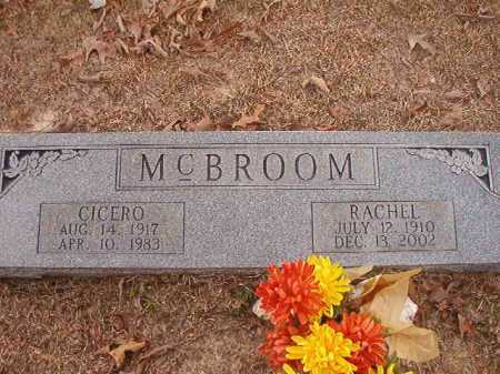 MCBROOM, CICERO - Union County, Arkansas | CICERO MCBROOM - Arkansas Gravestone Photos