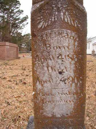 MCDADE, J M - Union County, Arkansas | J M MCDADE - Arkansas Gravestone Photos