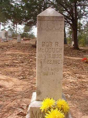 MCGOUGH, BOB R - Union County, Arkansas | BOB R MCGOUGH - Arkansas Gravestone Photos