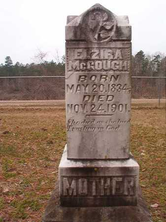 MCGOUGH, ELZIRA - Union County, Arkansas | ELZIRA MCGOUGH - Arkansas Gravestone Photos