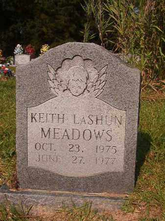 MEADOWS, KEITH LASHUN - Union County, Arkansas | KEITH LASHUN MEADOWS - Arkansas Gravestone Photos