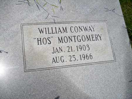 MONTGOMERY, WILLIAM CONWAY - Union County, Arkansas | WILLIAM CONWAY MONTGOMERY - Arkansas Gravestone Photos