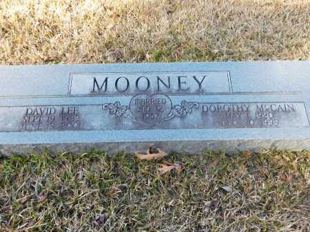 MOONEY, DAVID LEE - Union County, Arkansas | DAVID LEE MOONEY - Arkansas Gravestone Photos