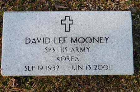 MOONEY (VETERAN KOR), DAVID LEE - Union County, Arkansas | DAVID LEE MOONEY (VETERAN KOR) - Arkansas Gravestone Photos