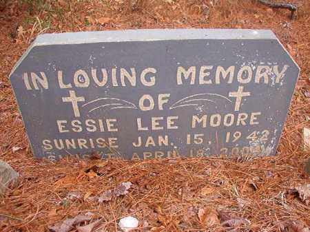 MOORE, ESSIE LEE - Union County, Arkansas | ESSIE LEE MOORE - Arkansas Gravestone Photos
