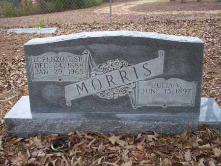 MORRIS SR., LORENZO T - Union County, Arkansas | LORENZO T MORRIS SR. - Arkansas Gravestone Photos