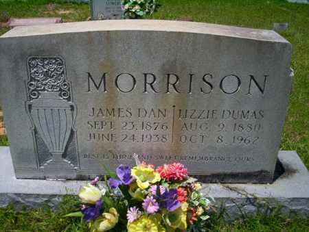 MORRISON, JAMES DAN - Union County, Arkansas | JAMES DAN MORRISON - Arkansas Gravestone Photos