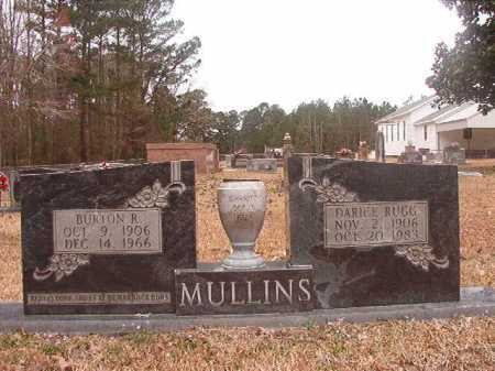 RUGG MULLINS, DARICE - Union County, Arkansas | DARICE RUGG MULLINS - Arkansas Gravestone Photos