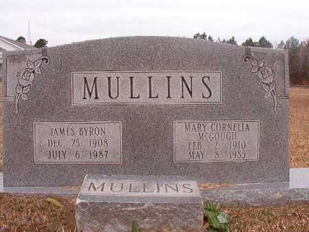 MCGOUGH MULLINS, MARY CORNELIA - Union County, Arkansas | MARY CORNELIA MCGOUGH MULLINS - Arkansas Gravestone Photos