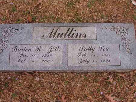 MULLINS, SALLY LOU - Union County, Arkansas | SALLY LOU MULLINS - Arkansas Gravestone Photos