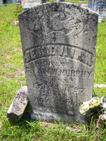 MURPHY, BENNIE VIVIAN - Union County, Arkansas | BENNIE VIVIAN MURPHY - Arkansas Gravestone Photos