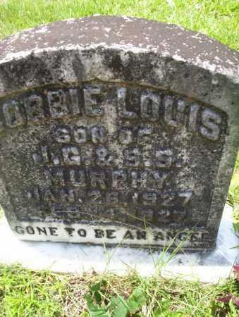 MURPHY, BOBBIE LOUIS - Union County, Arkansas | BOBBIE LOUIS MURPHY - Arkansas Gravestone Photos